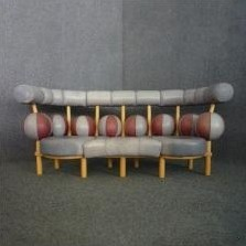 Sofa by Peter Opsvik for Stokke