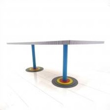 Kroma Dining Table by Antonia Astori for Driade