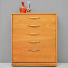 Austinsuite chest of drawers, 1960s