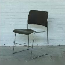 8 x 40-4 dining chair by David Rowland for Howe, 1960s