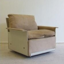 Programme 620 Lounge Chair by Dieter Rams for Vitsoe