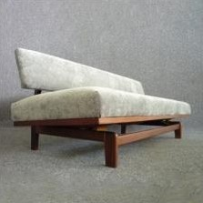 Daybed by Hans Bellmann for Wilkhahn