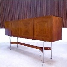 Cabinet from the sixties by Rudolf B. Glatzel for Fristho