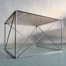 Coffee Table by Max Sauze for Unknown Manufacturer