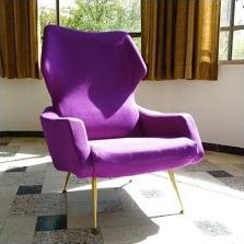 Lounge chair from the fifties by Rudolf B. Glatzel for Alfred Kill