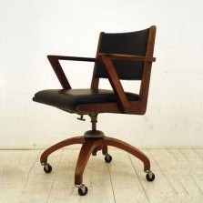 Office Chair by Unknown Designer for De Coene