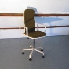 Supporto office chair by Frederick Scott for Hille, 1970s