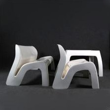 Garden Party Seating Group by Luigi Colani for Heinz Essmann