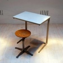 Writing Desk by Friso Kramer for Ahrend de Cirkel