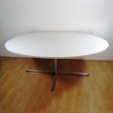 Dining Table by Florence Knoll for Knoll