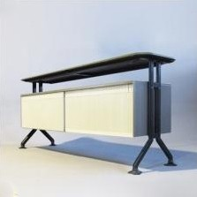 Arco sideboard by Studio BBPR for Olivetti, 1960s