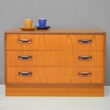 Chest of Drawers by Unknown Designer for G plan