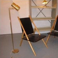 Floor Lamp by Hans Agne Jakobsson for Markaryd