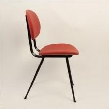 Dinner Chair by W. Gispen for Gispen