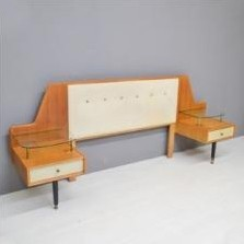 Headboard by Unknown Designer for G plan