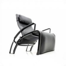 IP84S Lounge Chair by Ferdinand Alexander Porsche for Interprofil