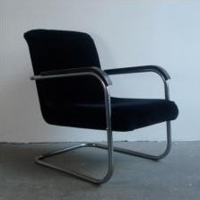 Lounge Chair by Unknown Designer for Metz and Co
