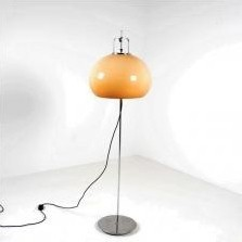 Floor Lamp by Harvey Guzzini for iGuzzini