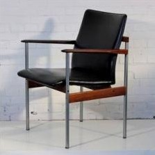 Thereca office chair, 1950s