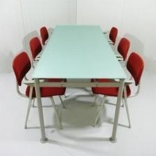 M Collection dining table by Luc Vincent & Bulo Design Team for Bulo, 1990s