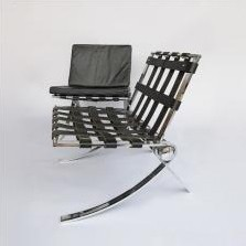 2 x Padaro lounge chair by Paul Tuttle for Strässle, 1960s
