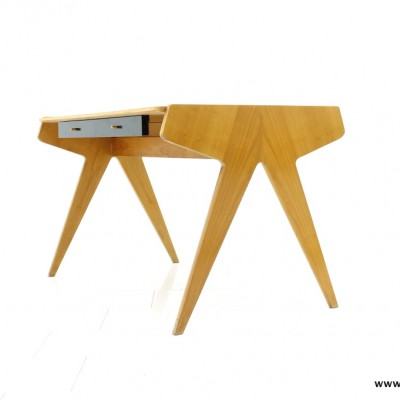 Writing Desk by Helmut Magg for WK Möbel