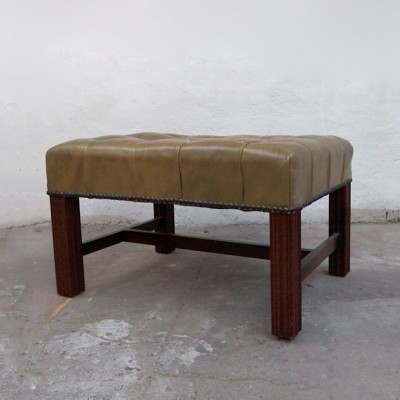 Chesterfield Stool by Unknown Designer for Wade