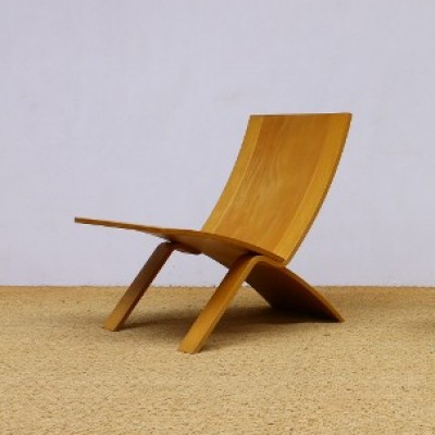 Laminex Lounge Chair by Jens Nielsen for Westnofa