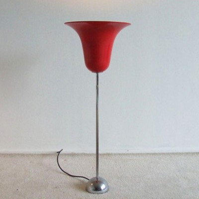 Pantop Floor Lamp by Verner Panton for Louis Poulsen
