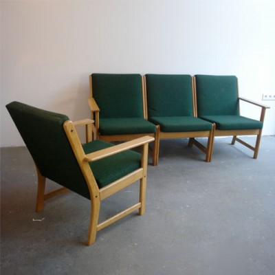 Seating Group by Unknown Designer for FDB Møbler