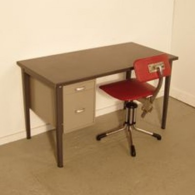 Writing Desk by Unknown Designer for Gispen