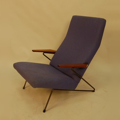 Lounge Chair by K. Oberman for Gelderland