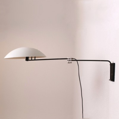 Anywhere NX 23 wall lamp from the fifties by Louis Kalff for Philips