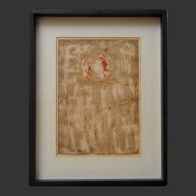 Abstract Art by Walter Arnold Steffen for Unknown Manufacturer
