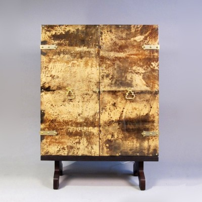 Cabinet by Aldo Tura for Tura