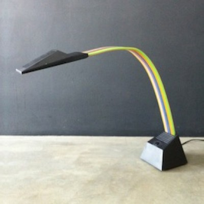 Nastro Desk Lamp by Alberto Fraser for Stilnovo