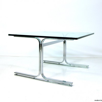 Berlin Coffee Table by Meinhard von Gerkan for Walter Knoll