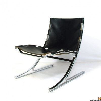 Berlin Lounge Chair by Meinhard von Gerkan for Walter Knoll
