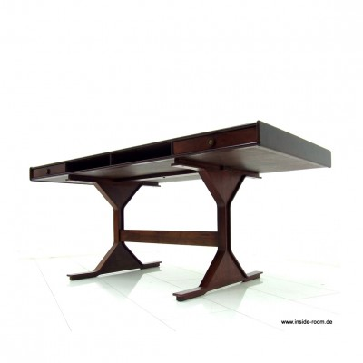 Writing Desk by Gianfranco Frattini for Bernini