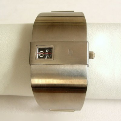 Watch from the seventies by Prince Francois de Baschmakoff for Lip