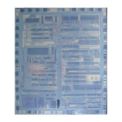 Electronic Circuit Print from the eighties by unknown designer for Philips