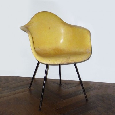 DAX Dinner Chair by Charles and Ray Eames for Unknown Manufacturer