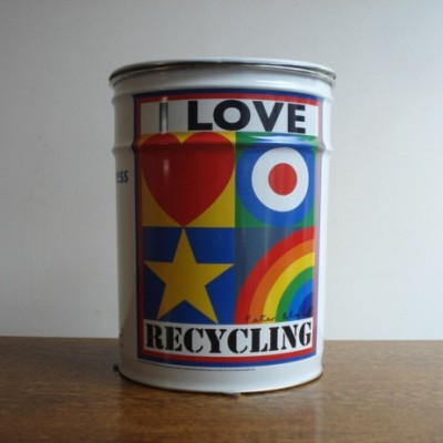 Peter Blake Paint Can