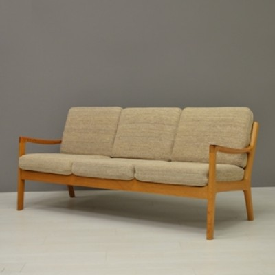 Sofa by Ole Wanscher for Unknown Manufacturer