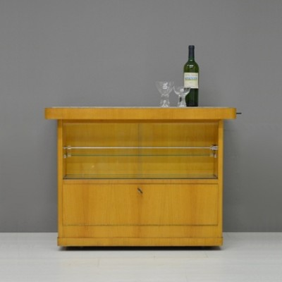 Bar Cabinet by Unknown Designer for Unknown Manufacturer