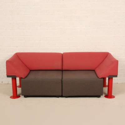 Quadrio Sofa by Michael McCoy for Artifort