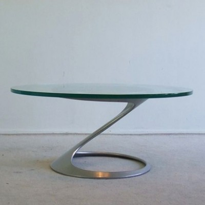 Coffee Table by Knut Hesterberg for Ronald Schmitt