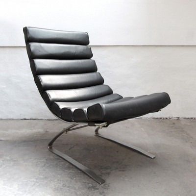 Lounge Chair by Georges van Rijck for Unknown Manufacturer