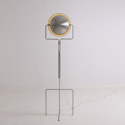 Eclisse D-2017 Floor Lamp by Evert Jelle Jelles for Raak Amsterdam