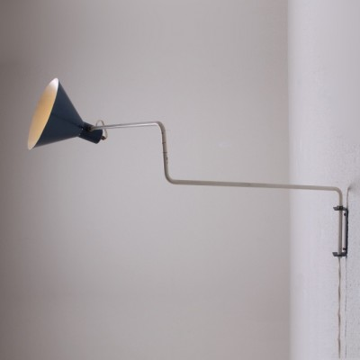 Model 748-08 Wall Lamp by J. Hoogervorst for Anvia Almelo